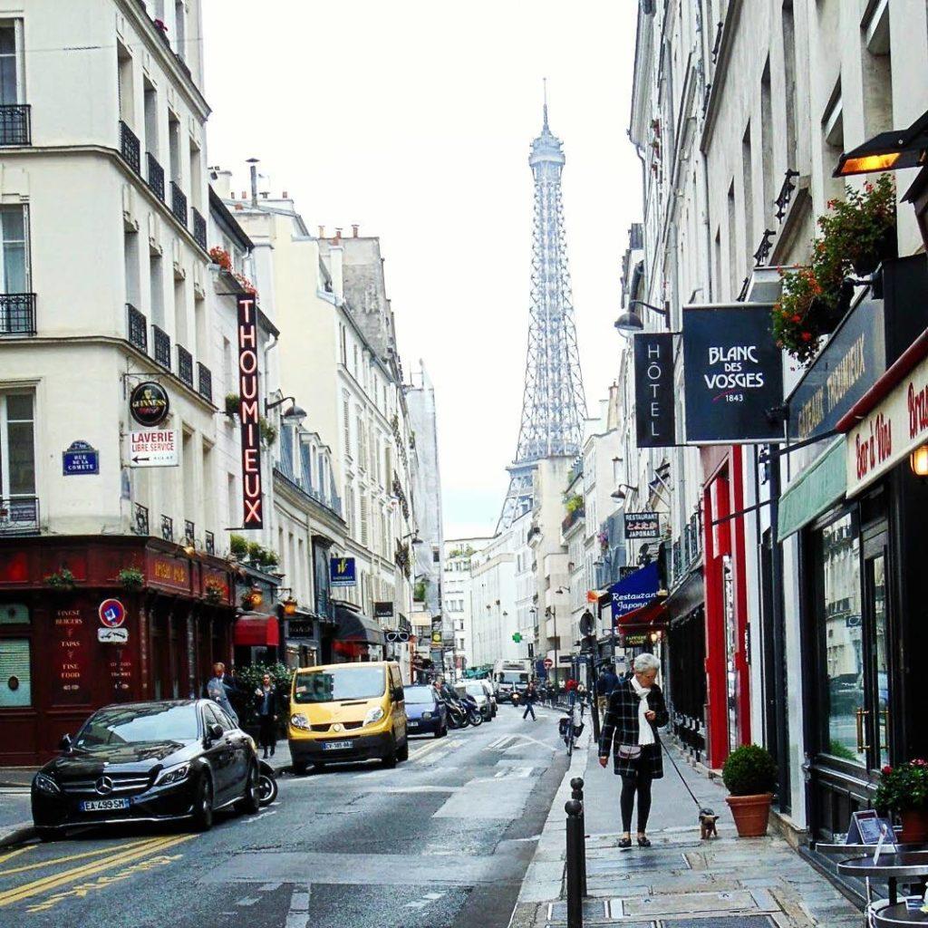 uroki Paryża
