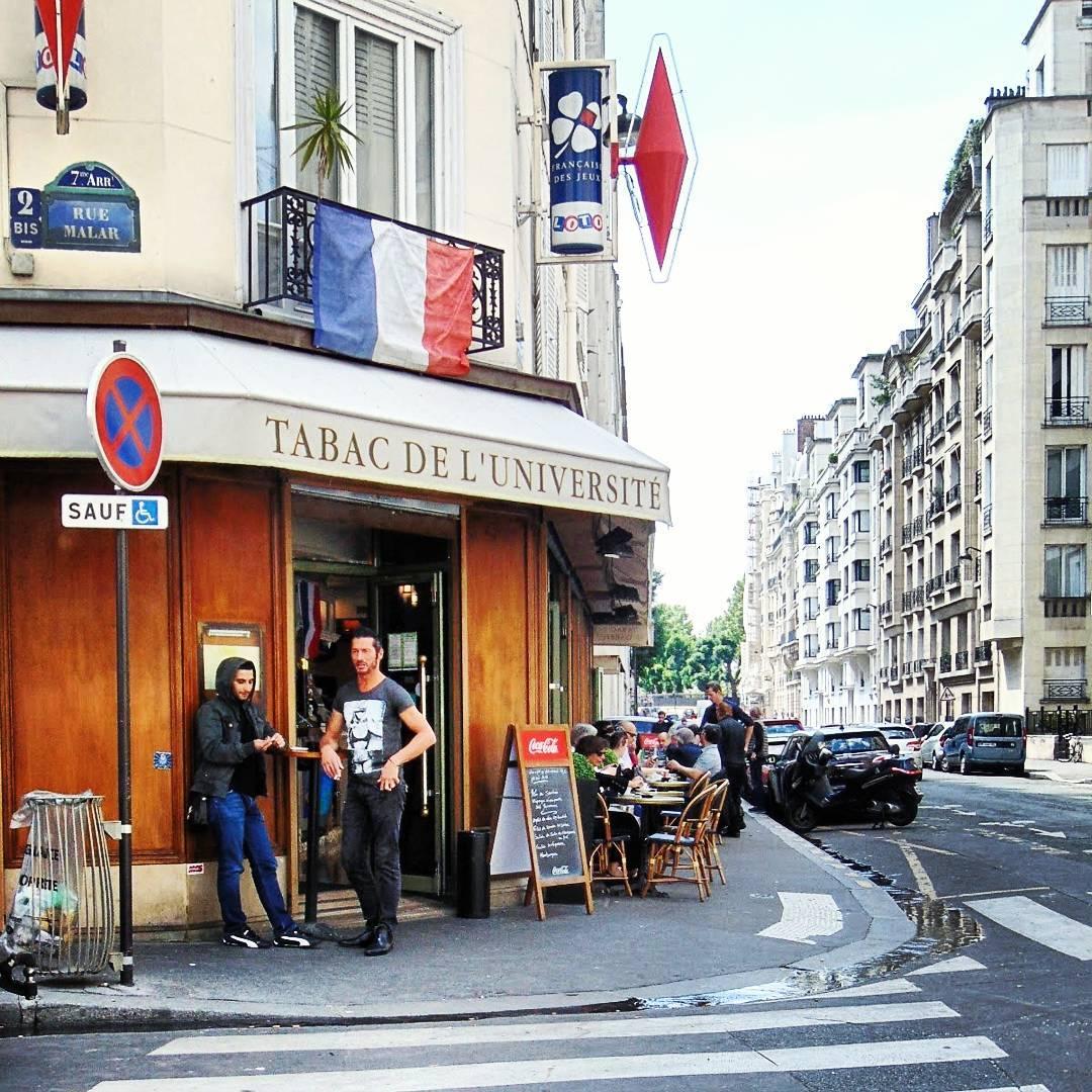 Pocztówka z Paryża.