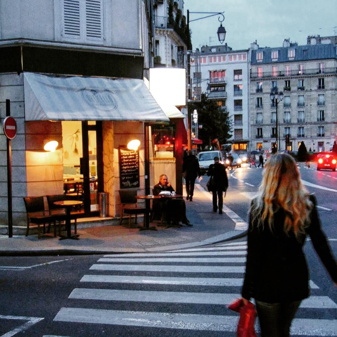 Paryż z mojego Instagrama.