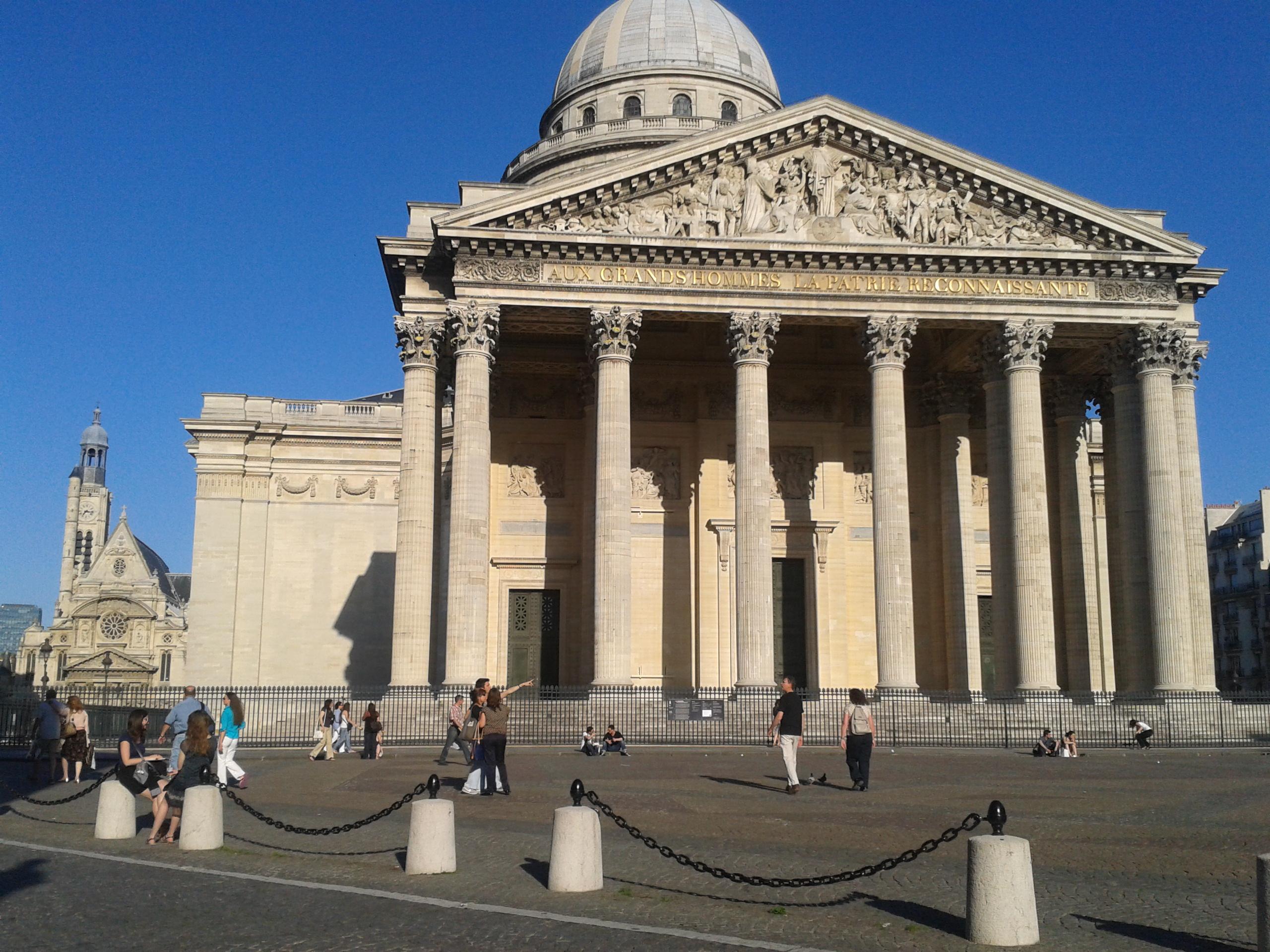 Sekrety paryskiego Panteonu.