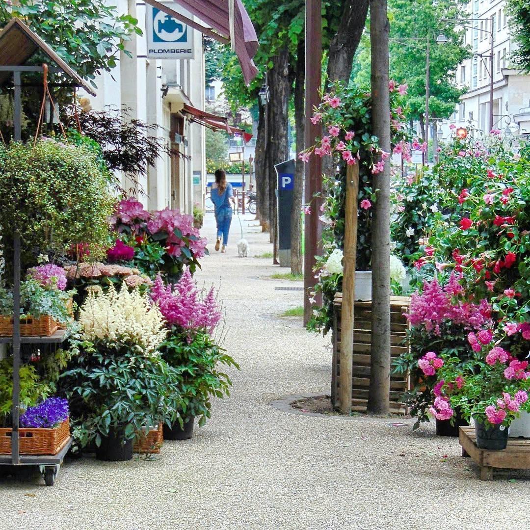 Paryż romantycznie. Paryż romantyczne miejsca.