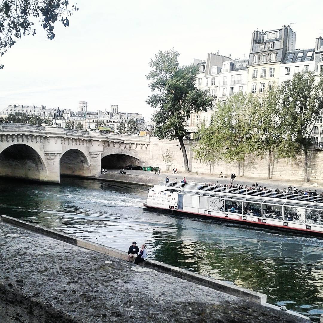 Pont Neuf najsłynniejszy most w Paryżu