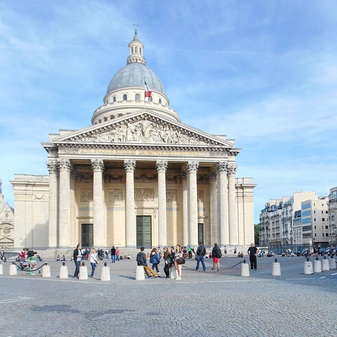 Co warto wiedzieć o paryskim Panteonie?