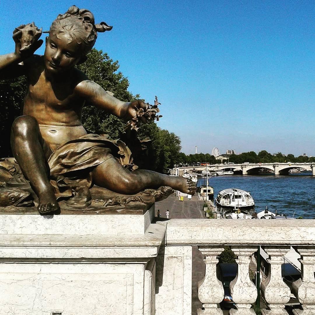 Most Aleksandra III, czyli jak to w Paryżu na początku ubiegłego wieku zapanowała moda na słowiańszczyznę