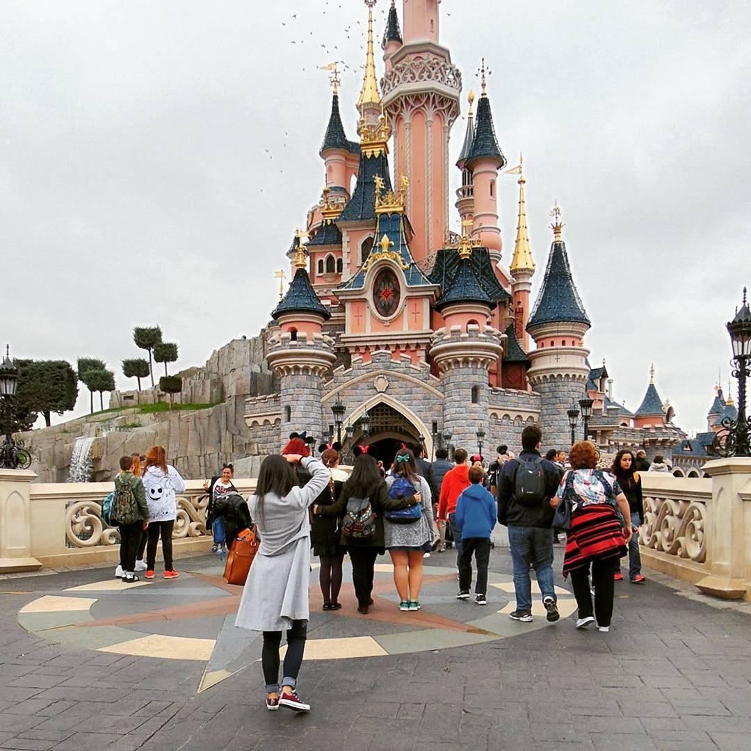 Wycieczka do Disneylandu