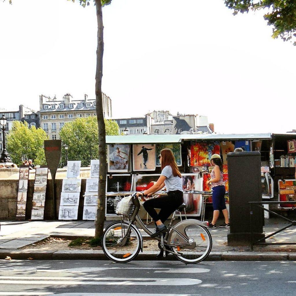 Velib jest fajne Velib czyli rowery ktre mona wzi sobiehellip