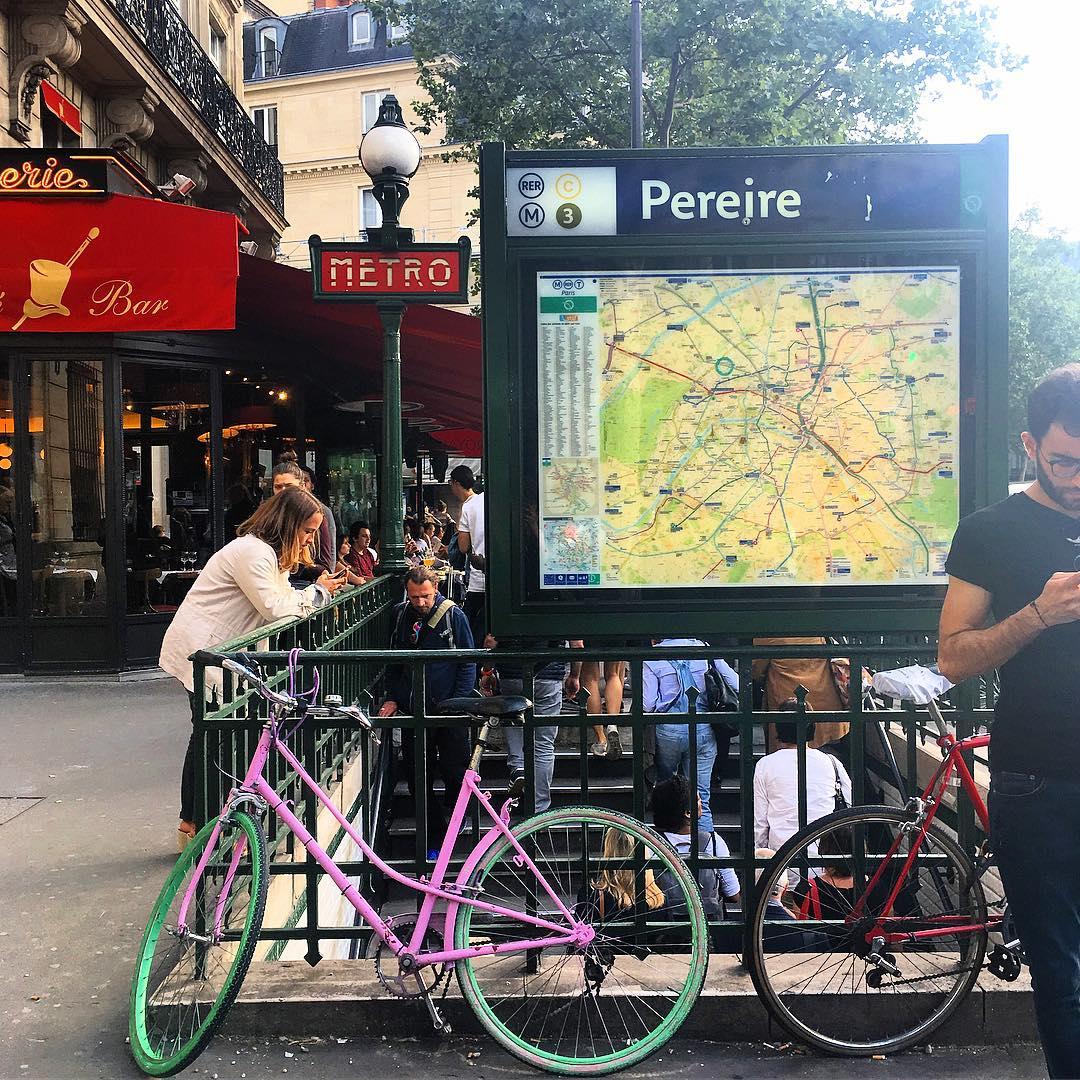 czy paryskie metro jest bezpieczne