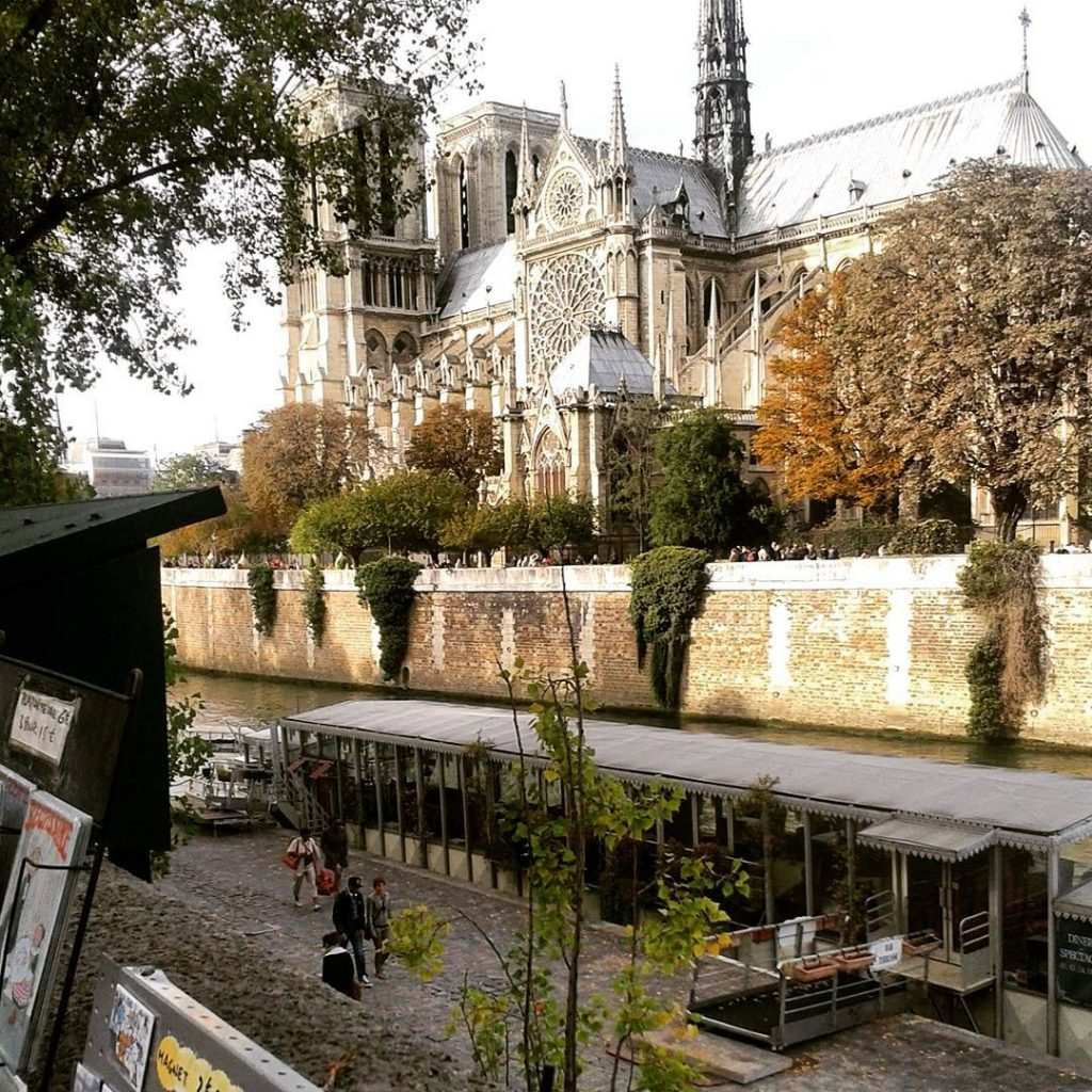 paryskie zabytki