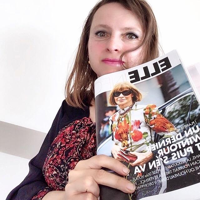 anna wintour odchodzi z Vogue