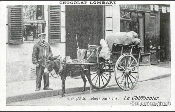 Dlatego Francuzi mówią: bić się jak szmaciarze? Se battre comme des chiffonniers.