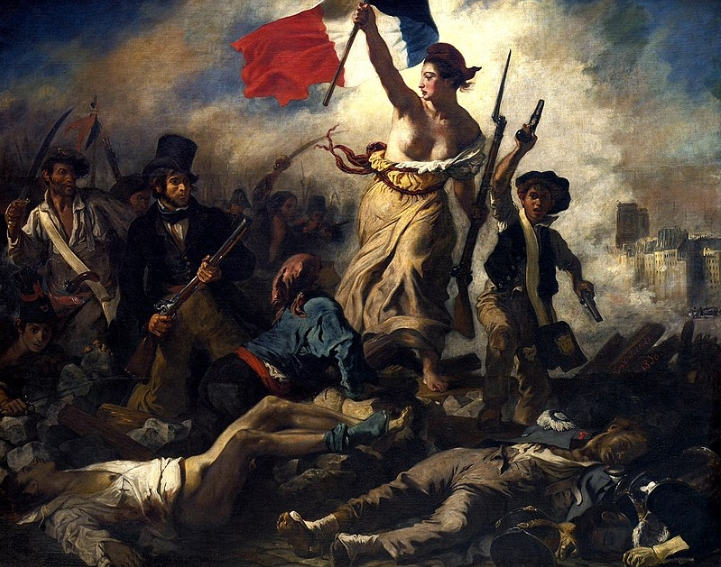 Dlaczego Marianna symbolizuje Francję?