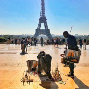 Czy wyobrażacie sobie Paryż bez Wieży Eiffla?