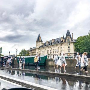 Paryż w czasach średniowiecza.