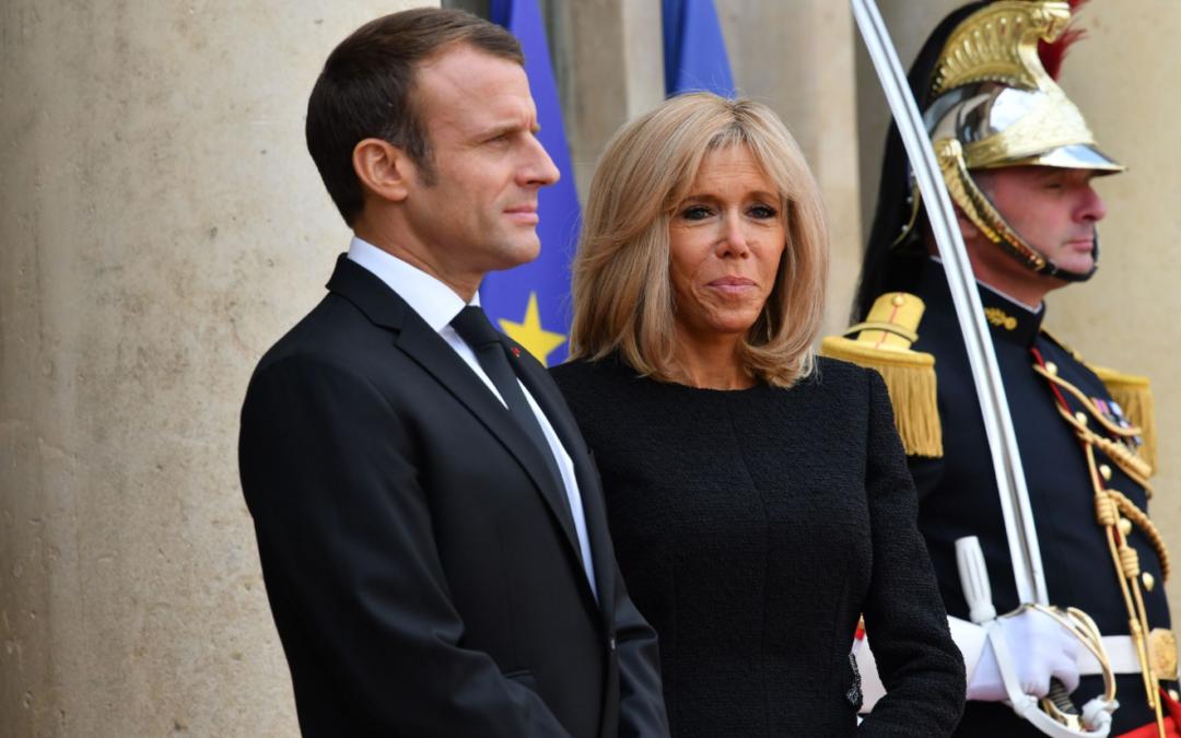 Dlaczego Brigitte Macron jest osobą, która nie szuka południa o godzinie czternastej - francuskie powiedzenie: chercher midi à quatorze heures.