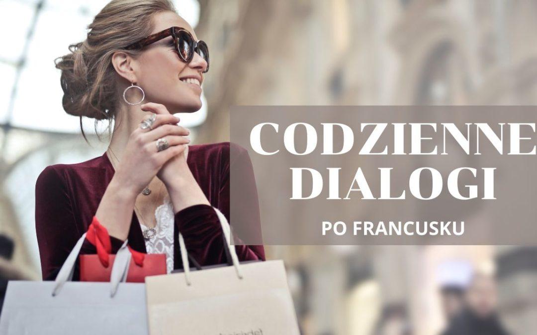 codzienne dialogi po francusku