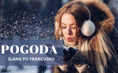 Pogoda Po Francusku: Podstawowe Zwroty, Których Użyjemy W Języku Francuskim Rozmawiając O Pogodzie.