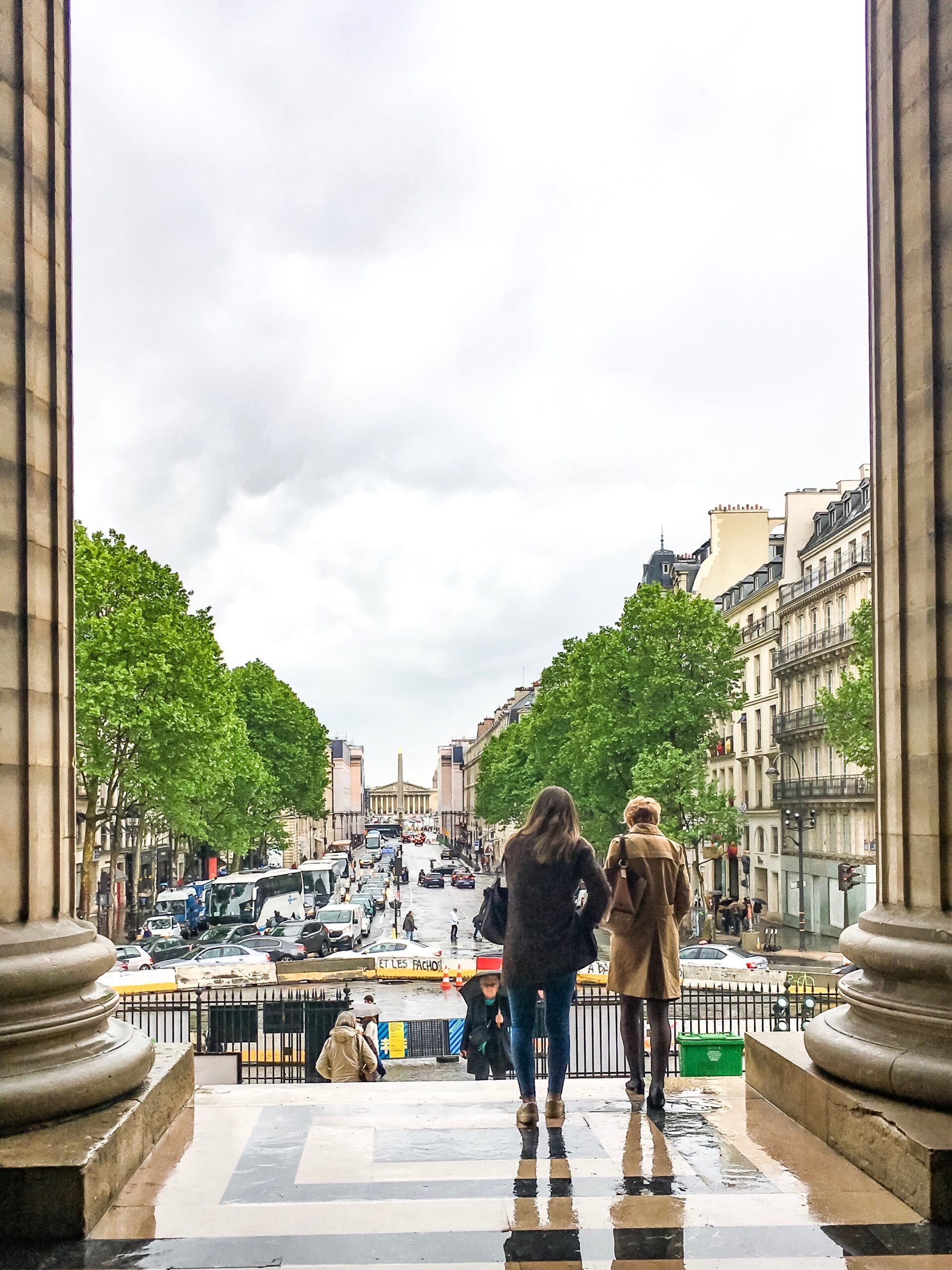 ZWIEDZAMY PARYZ HOW TO VISIT PARIS