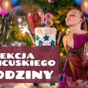 LEKCJA FRANCUSKIEGO URODZINY L'anniversaire